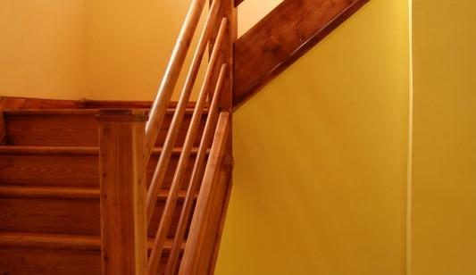 Žlutá barva působí v našem bytě jako slunce