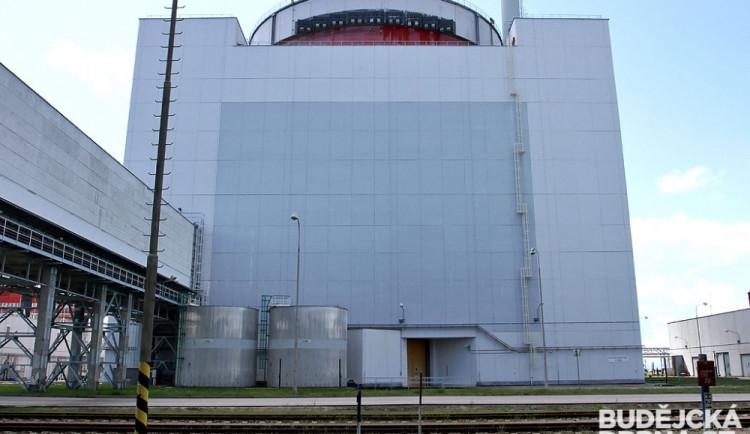 Druhý blok Jaderné elektrárny Temelín