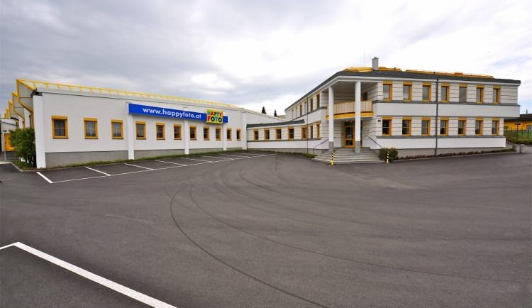 Centrála HappyFoto v rakouském Freistadtu