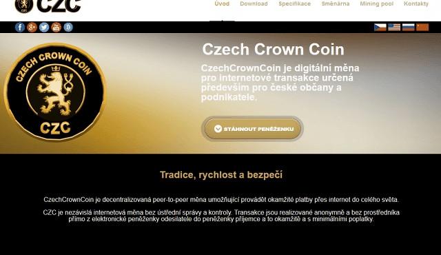 Šestice Čechů vydala virtuální měnu, web napadli hackeři