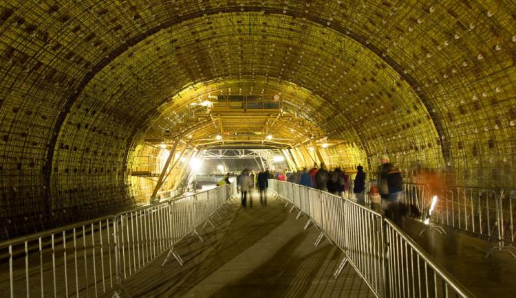 Část tunelu Blanka v Praze se prodražila o 650 milionů