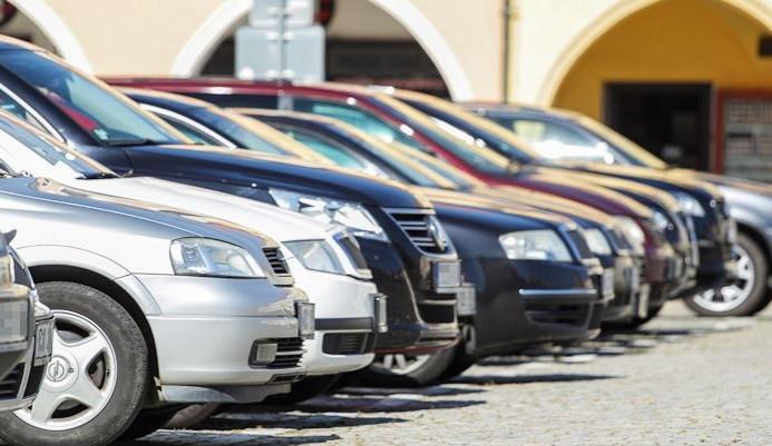 TSK otestuje parkovací čidla na místech pro ZTP