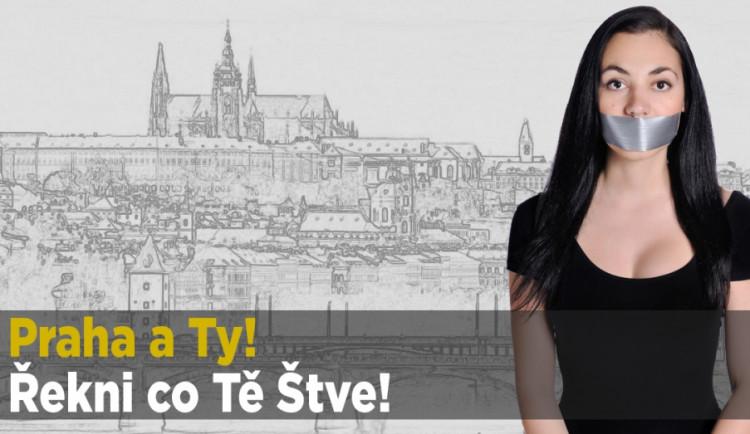 Praha a Ty - Řekni, co Tě štve!
