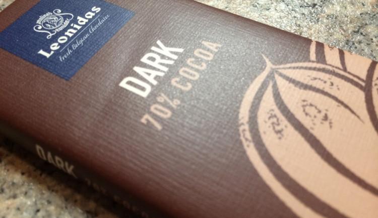 Když už čokoláda, tak kvalitní. A ještě lépe sáhnout po ovoci