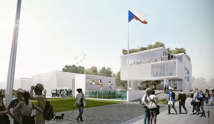 Český pavilon pro Expo už stojí, řeší se peníze z posledního Expa