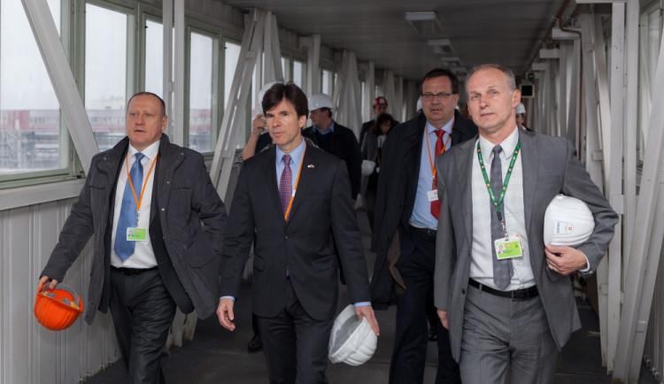 V jaderné energetice chce USA s Českou republikou rozšířit spolupráci