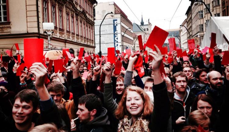 Červená, Miloši! Pražané se vyjádřili velmi jasně