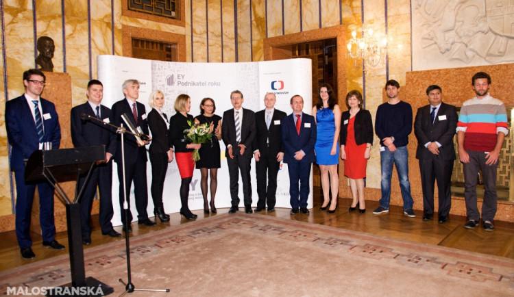 Pražští finalisté Podnikatele roku 2014