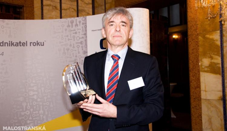Podnikatel roku 2014 Jaroslav Horák: Štěstí přeje připraveným