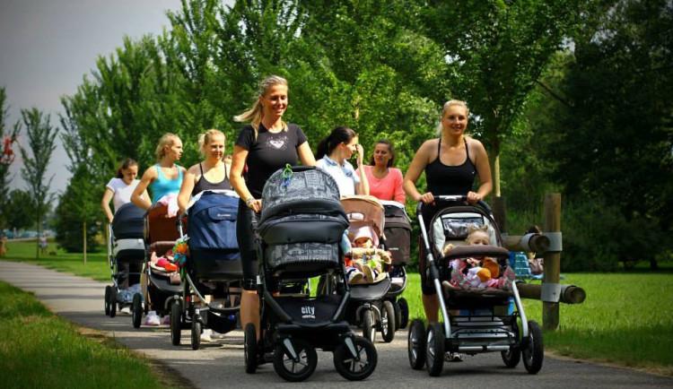 Procházka v pohybu pro aktivní maminky - Strollering®