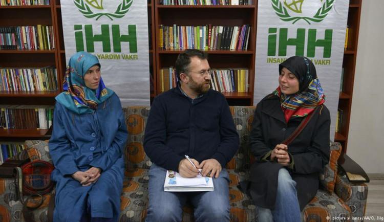 """Zpráva o propuštění žen potěšila kamaráda i lidi z """"humanitárek"""""""