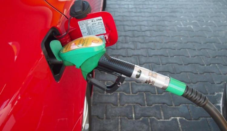 O spotrebe palív na Slovensku