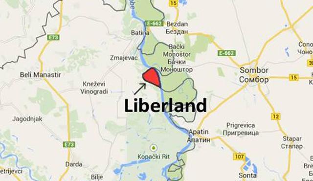 BOMBA: Český politik založil na území bývalé Jugoslávie nový stát Liberland!