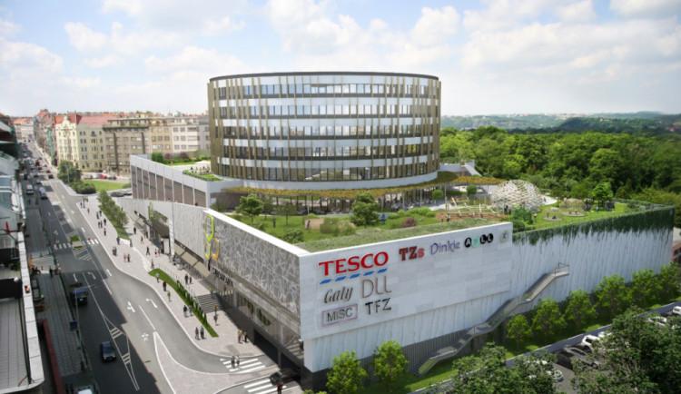 Praha 7 navrhuje úpravu Paláce Stromovka