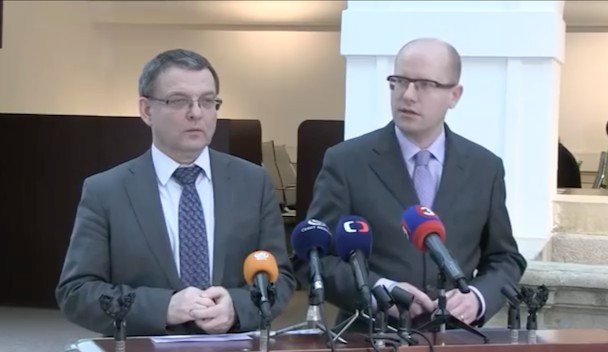 Česko přebírá vedení V4, chce hlavně posilovat jeho soudržnost