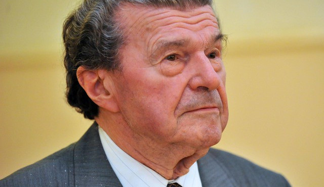 Český houslista Václav Snítil zemřel, bylo mu 87 let