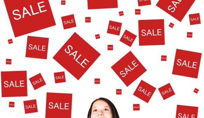 Co byste měli vědět o výprodejích