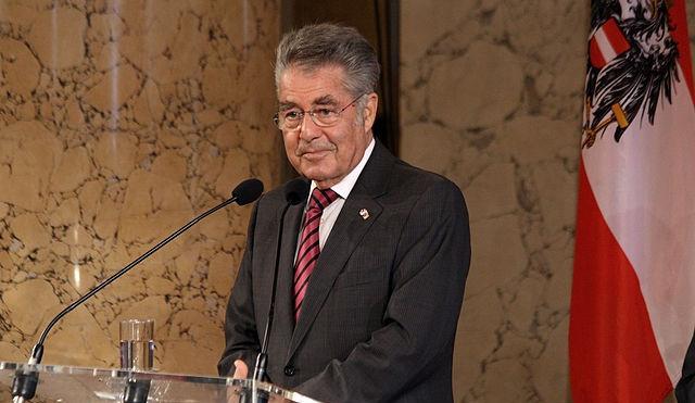 Rakouský prezident se sejde se Sobotkou, studenty i podnikateli