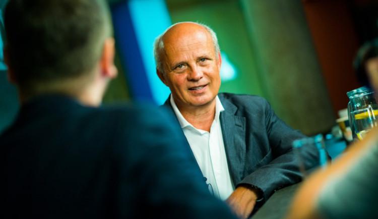 Michal Horáček: Neberte volby na lehkou váhu, jděte hlasovat. Ať naše demokracie žije
