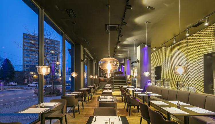 Grand Hotel Imperial - restaurace Zlatý kohout