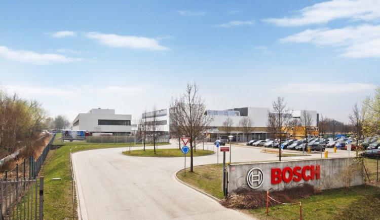 Robert Bosch získal státní investiční pobídku 443 milionů korun