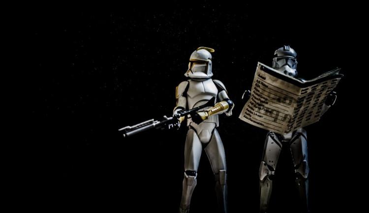 Je třeba vyndat ze skříně oblek Darth Vadera... Je Mezinárodní den Star Wars!