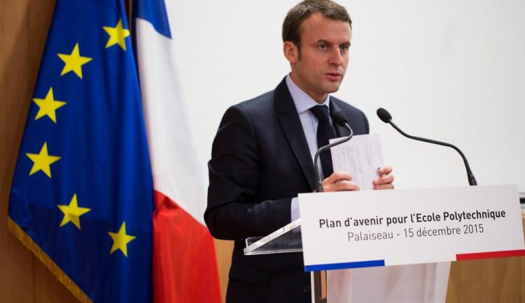 Novým francouzským prezidentem bude Emmanuel Macron