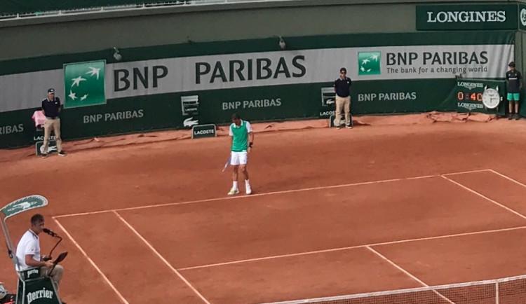 To, co si může dovolit Federer, je mimo tuhle planetu, klaní se Berdych schopnostem Švýcara