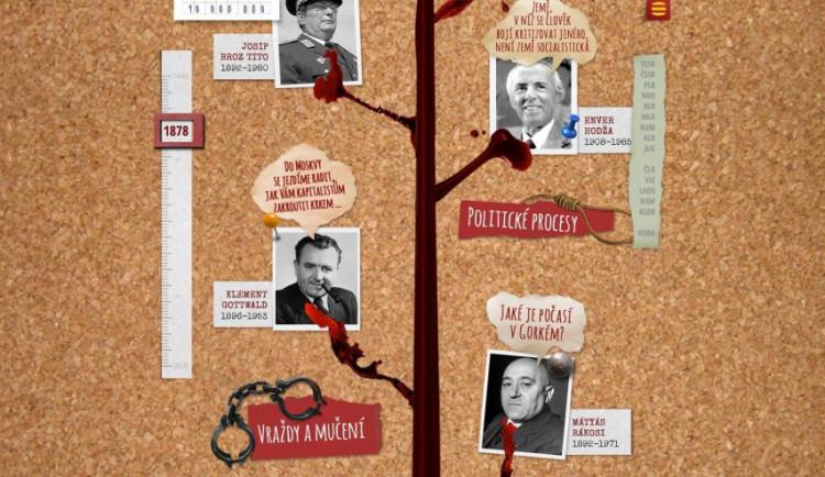 David Koller spustil web o zločinech komunismu. Dávám spojnici mezi komunisty a fašisty, říká