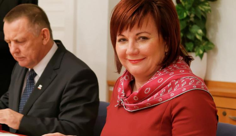 Schillerová navrhne vyjmout Čapí hnízdo z projektů placených EU