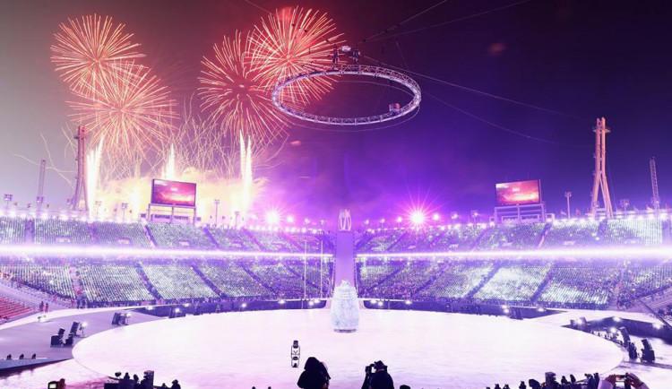 Zimní olympijské hry v Pchjongčchangu oficiálně začaly