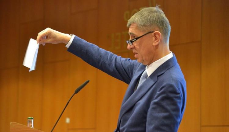 Slovenský soud zamítl žalobu Babiše ohledně jeho evidence u StB. Ve svazcích byl oprávněně