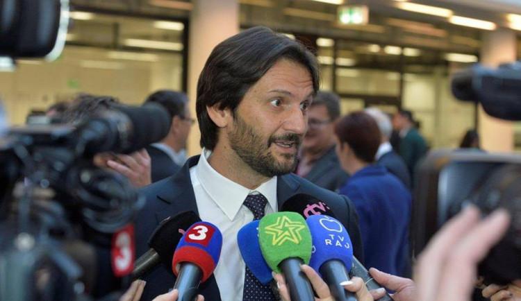 Slovenský ministr vnitra Robert Kaliňák končí kvůli kauze Kuciak