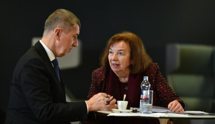 Livia Klausová končí jako velvyslankyně na Slovensku. Chce se věnovat vnoučatům