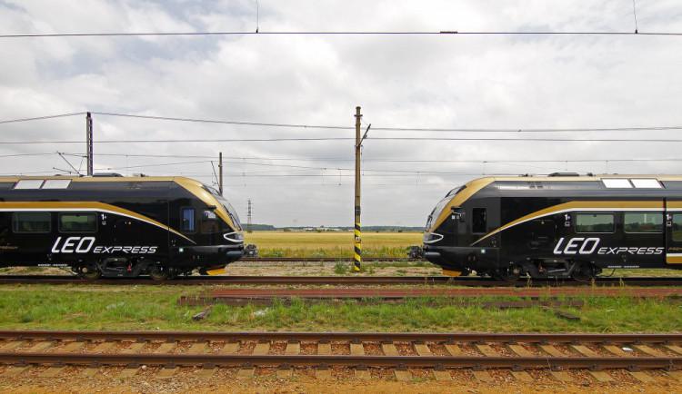 České dráhy se zajímají o koupi konkurenčních dopravců