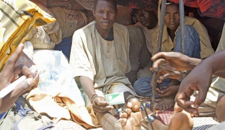 V Čadu je půlmilion uprchlíků, do Evropy míří jen jedno procento
