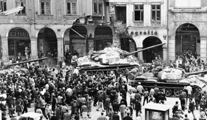 Výročí 50 let od okupace připomene několik akcí