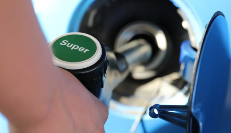 Ceny pohonných hmot v ČR od minulého týdne opět vzrostly