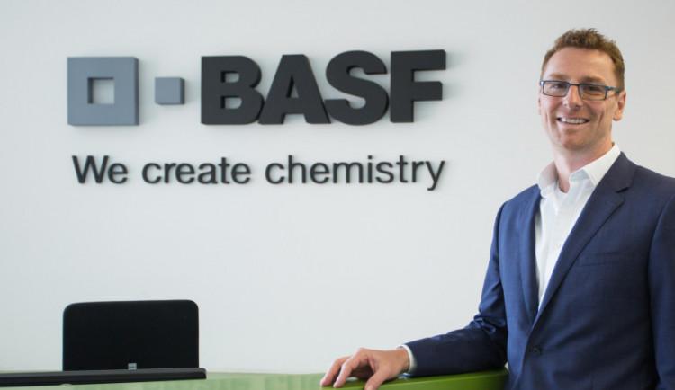 Provázanost s dobře fungující ekonomikou Německa vůbec není na škodu, říká šéf české pobočky největšího chemického koncernu
