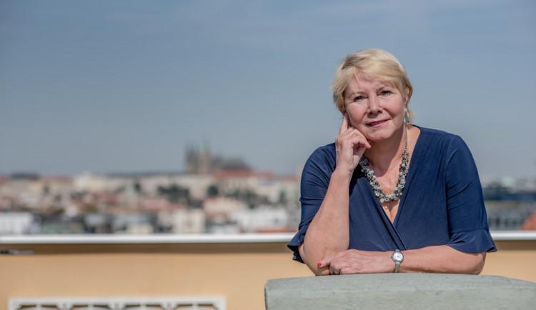 Troufnu si říci, že kvalita školních jídelen je v Praze 1 vysoká, říká radní Eva Špačková