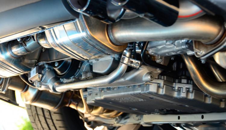 Auto bez filtru od října neprojde emisemi