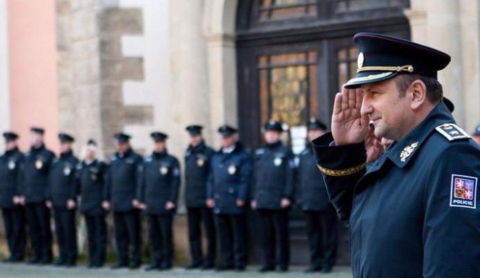 Policejní prezident Tuhý končí ve funkci, bude velvyslancem