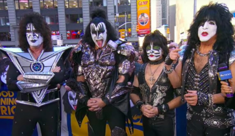 Potvrzeno! Kiss se přijedou rozloučit také do Prahy