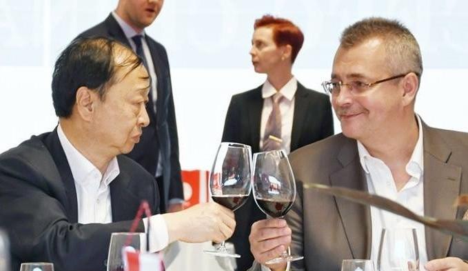V Tvrdíkově Smíšené česko – čínské obchodní komoře se rozdávají výpovědi