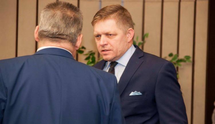 Slovenský expremiér Fico se chce stát ústavním soudcem