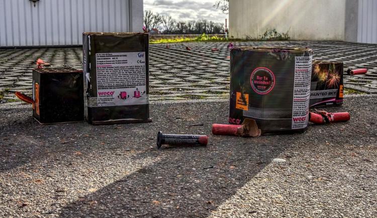 Schváleno. Pyrotechnika půjde v Liberci odpalovat jen na Silvestra a Nový rok nebo ve veseckém areálu