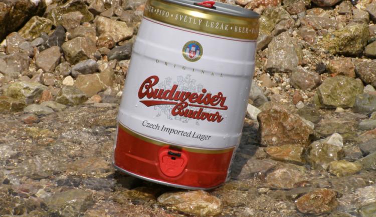 Budvar loni vyvezl nejvíce piva ve své historii