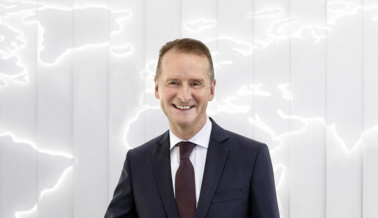 Kolik bere šéf Volkswagenu? Bezmála 18 milionů korun měsíčně