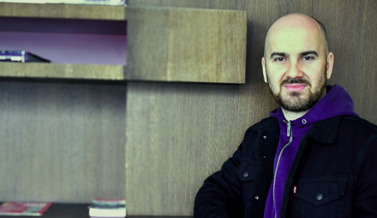 Koncertovat akusticky je úplně jiný level, říká frontman kapely No Name Igor Timko
