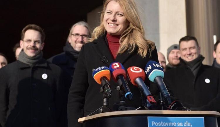 Slovenskou prezidentkou bude Čaputová, v proslovu vybídla ke spolupráci bez ohledu na osobní zájmy